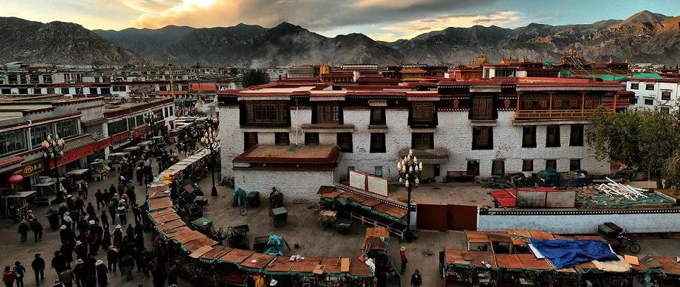 Тибет - Бархор Базар